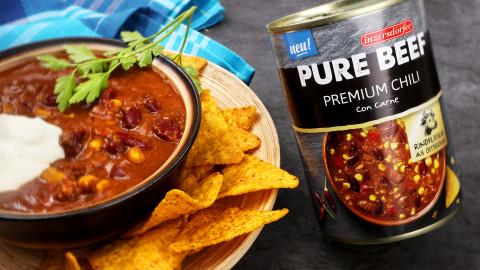 Pure Beef Chili