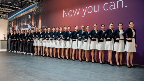 Vienna Autoshow Hospitality & Kundenberatung