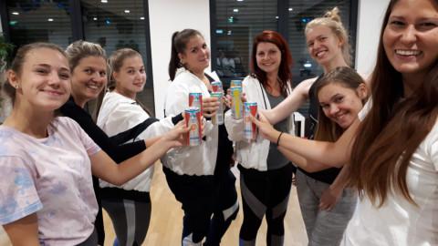Sampling in Tanzschulen