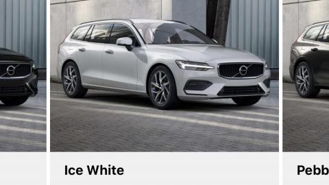 Volvo Screenshot