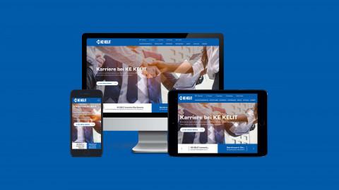 Mockup Startseite