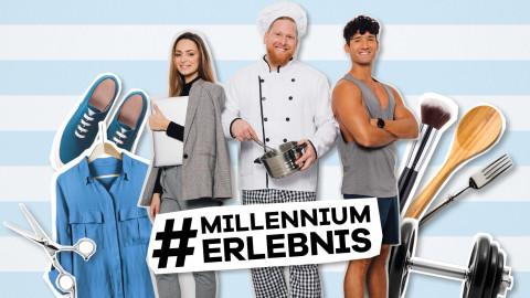 #MillenniumInsiderInnen Kampagne