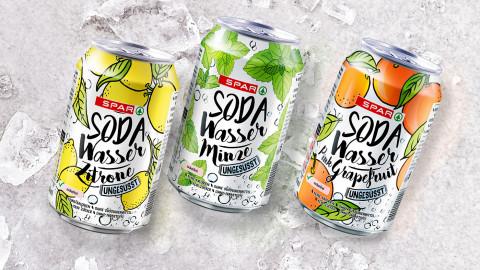 SPAR Sodawasser
