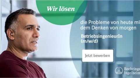 Boehringer Ingelheim Employer Branding Cross Channel
