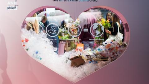 Plastik Sammelstelle