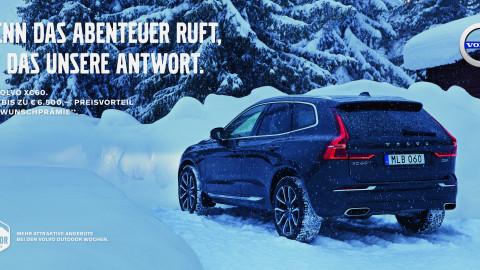 Volvo Outdoor Wochen