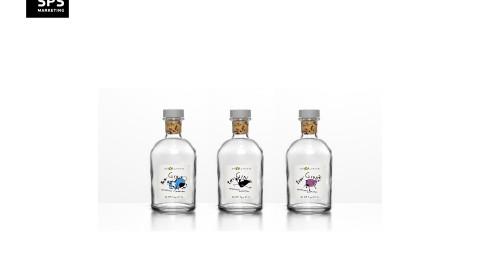 Etikette Gin
