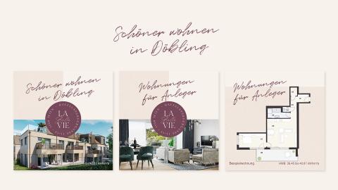 Wiener Wohnträume erstrahlen auf Social Media