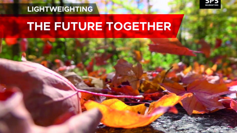 Magna – Lightweighting the Future together