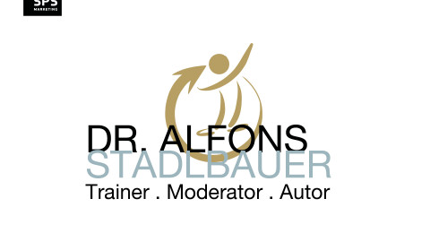 DR ALFONS STADLBAUER, TRAINER