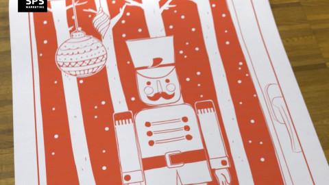 Greiner Packaging - Weihnachtskarte 2019