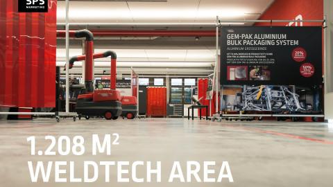 Weldech area