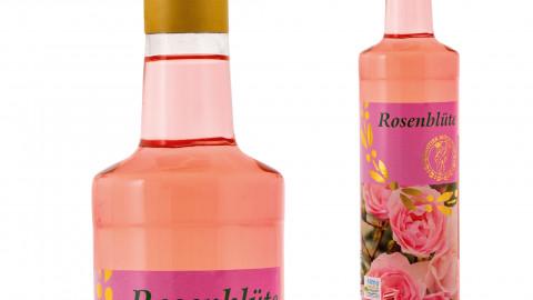 Rosenblüte-Likör