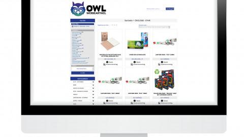 Webshop OWL