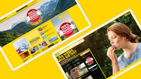 100% Frischfleisch aus Österreich: Digitalkampagne schafft Awareness für BILLA Initiative