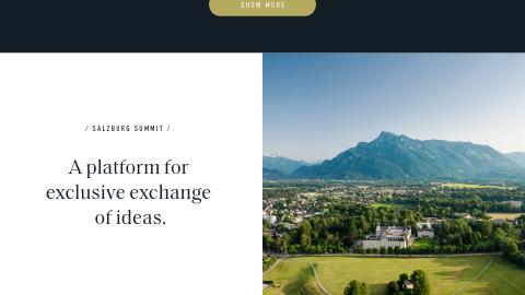 Salzburg Summit