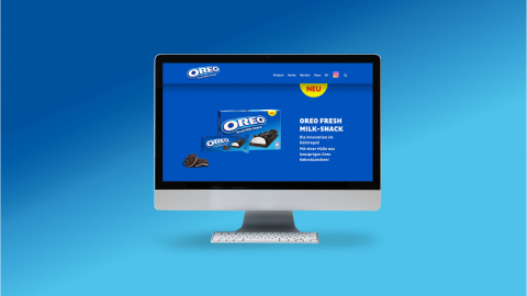 Oreo Website