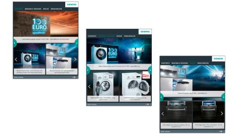 Siemens Kampagnen