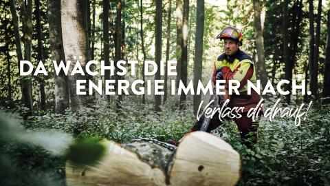 Anzeige Energie