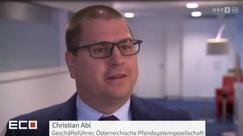 Einführung eines Einweg-Pfandystems in Österreich