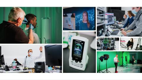 9 Live Konferenzen im Lockdown – mit Zusehern aus aller Welt