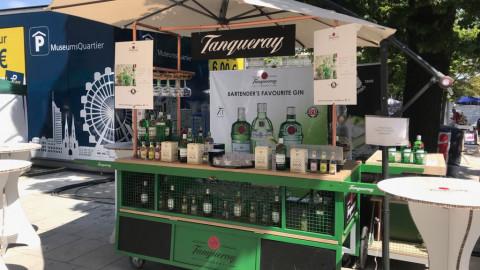 Tanqeray Vienna Food Festival