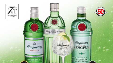Tanqueray Tasting Promotion