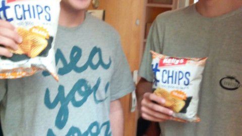 Kelly's #Chips Sampling