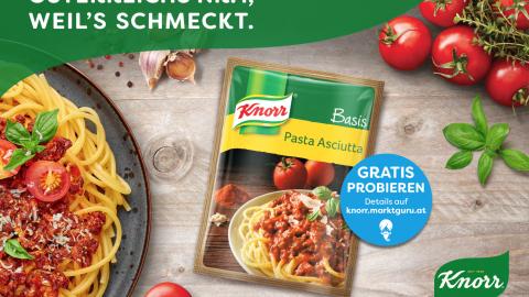 Knorr Kampagne