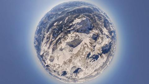 Little Planet Dachstein