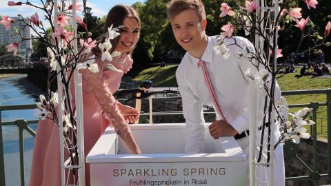 Schlumberger Sparkling Spring Sampling