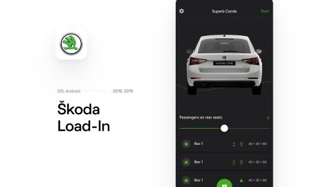 SKODA Load-In App