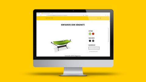 Website Konfigurator