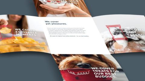 Folder zur Kampagne