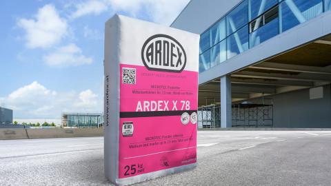 Ardex Produkt-Kampagnen