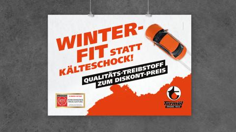 Poster Winterfit