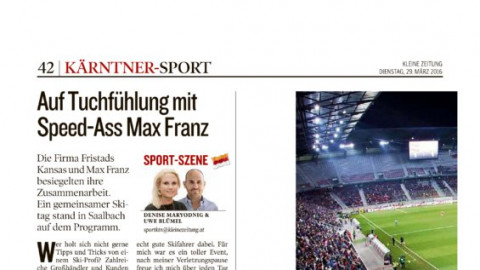 Max Franz Skitag 16
