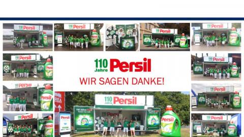 Persil Event-Tour