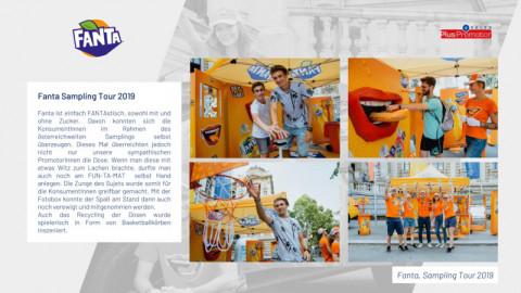 Fanta Promotion 2019
