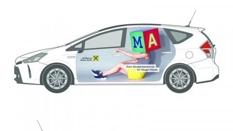 Fahrzeug-Branding
