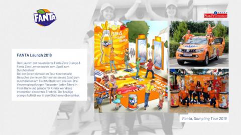 Fanta Launch 2018