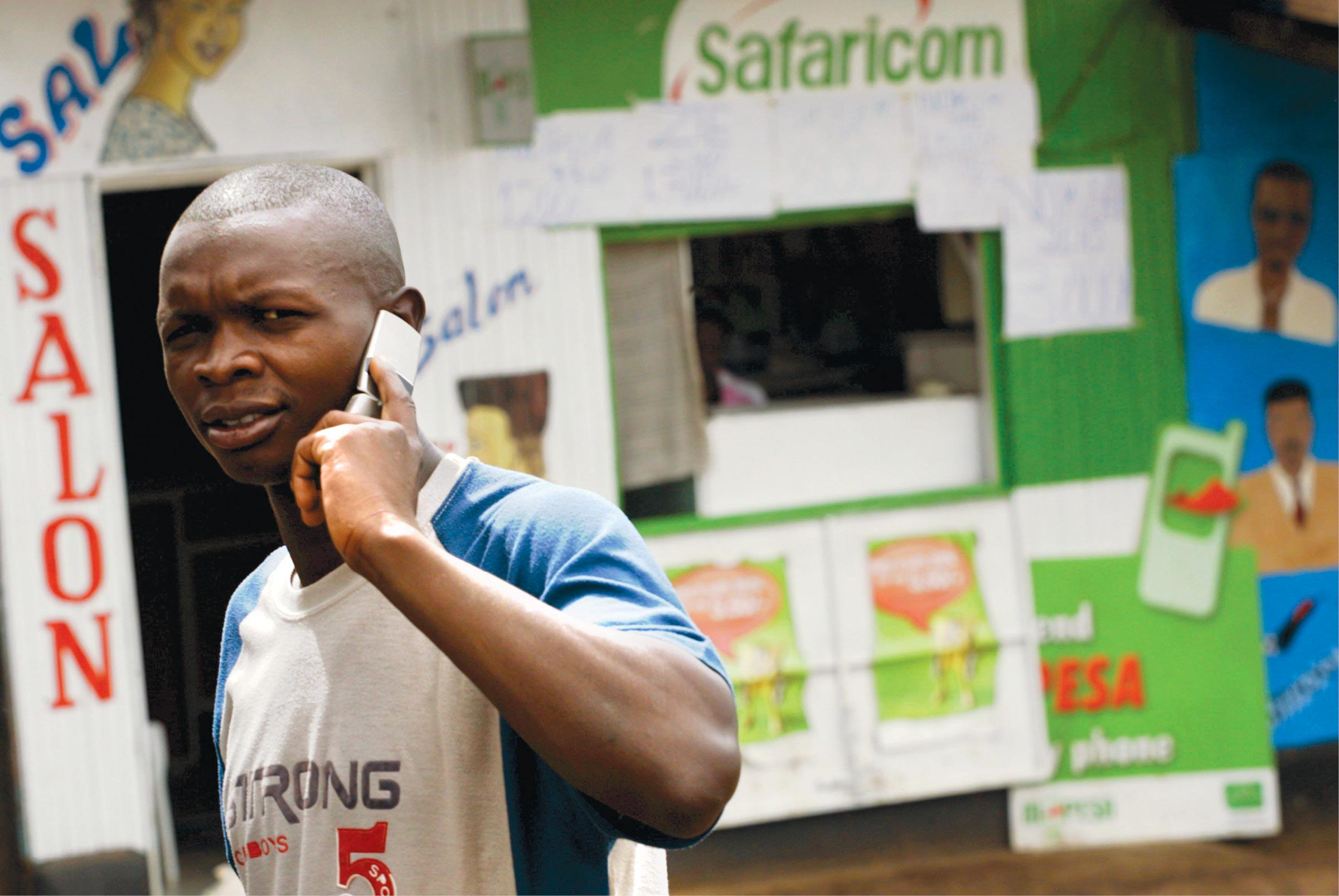 Safaricom Aktie