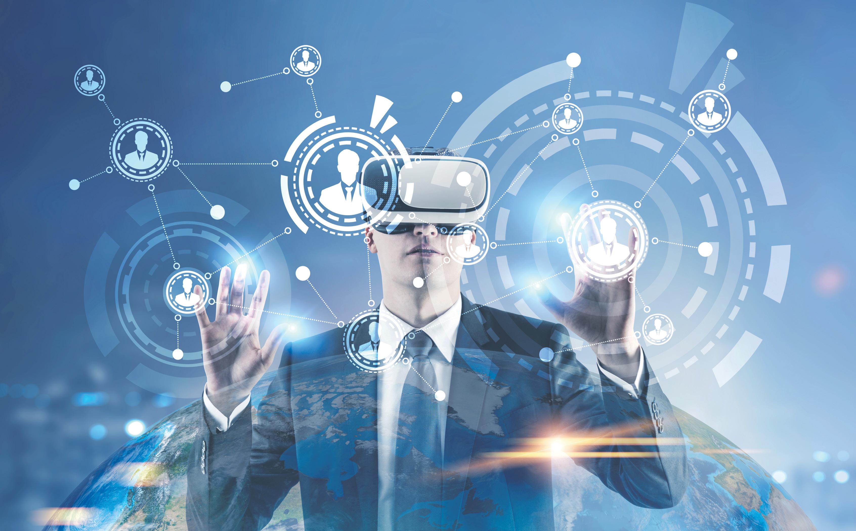 Virtuelles kennenlernen
