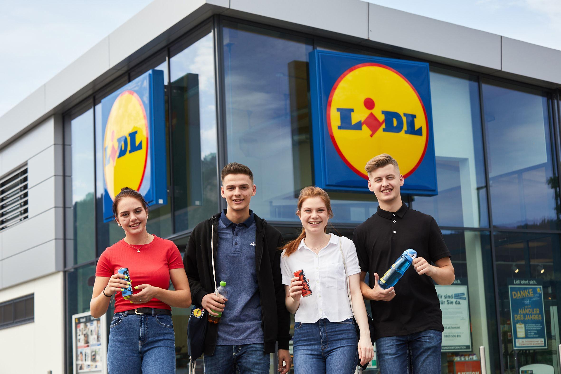 Lidl Österreich: Lehrlingsoffensive 2021 mit Top-Gehalt ...