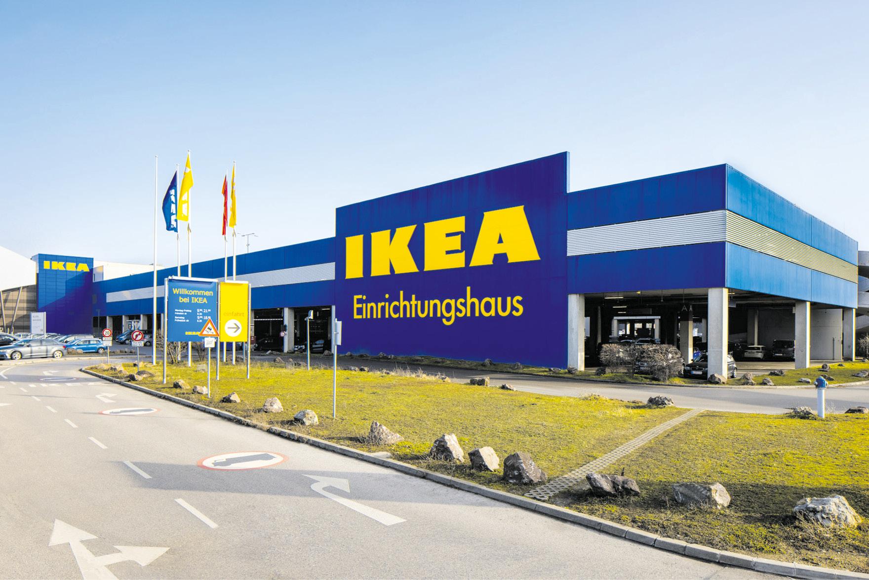 Ikea Bielefeld Umbau 2021