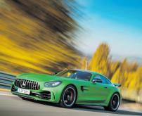 Mercedes-Benz AMG GT-Familie wächst