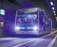 Innovativer Future Bus ausgezeichnet