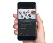 Die Miele-App wird kulinarisch