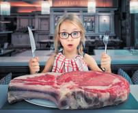 Fleisch senkt die Lebenserwartung