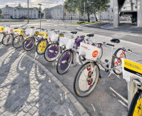 Jahresbilanz des Projekts Citybike